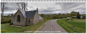 route quimper