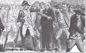 arrestation prêtres