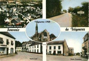 le bourg 1965