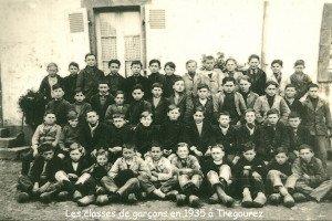garçons 1935